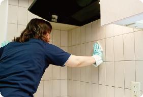 キッチン清掃3