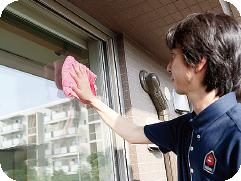窓・サッシ・網戸清掃