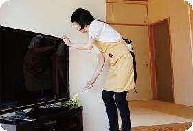 家事代行サービス 拭き掃除