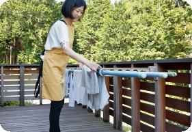 家事代行サービス 洗濯
